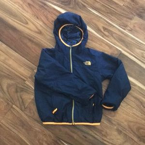 North Face kids reversible Jacket